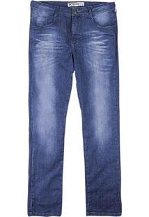 Calça Jeans Masculina Hering Com Alta Elasticidade