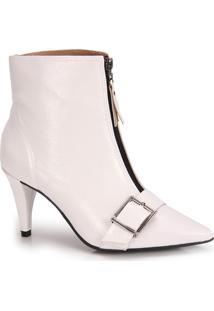 Ankle Boots Beira Rio Fivela