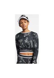 Blusão Nikecourt Dri-Fit Feminino