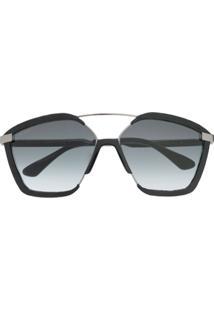 R  2404,00. Farfetch Jimmy Choo Eyewear Óculos De Sol  Leons  - Preto 294313c8ee