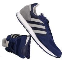 e1ffbb28fa1 Tênis Adidas 8K Azul Fut Fanatics