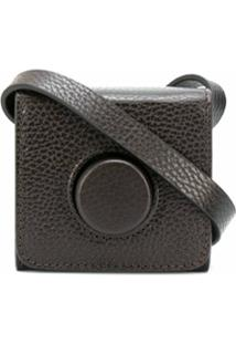 Lemaire Mini Camera Bag - Marrom