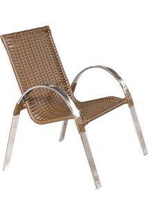 Cadeira Driely Ii Marrom
