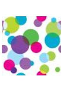 Papel De Parede Adesivo - Bolas Coloridas - 002Ppt