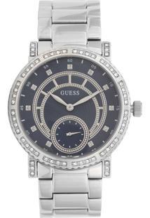 Relógio Guess 92683L0Gdna1 Prata/Cinza