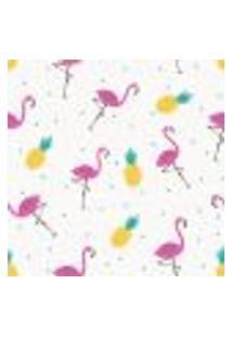 Papel De Parede Adesivo - Flamingos - 122Ppv