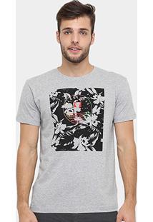 Camiseta Hang Loose Silk Orchid - Masculino