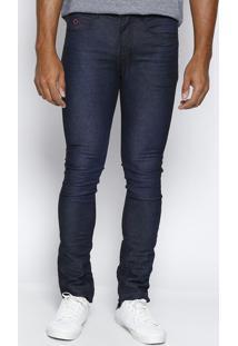 Jeans Alexandre Resinada - Azul Escuroforum