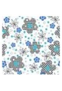 Papel De Parede Autocolante Rolo 0,58 X 5M - Floral 1321