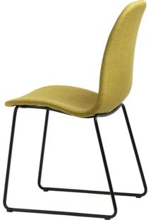 Cadeira De Jantar Chantilly Verde - Vitrine Do Mundo