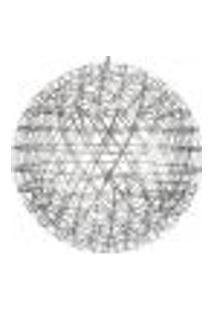 Luminária Pendente Raimond Puts - Led - Inox - 90 Cm