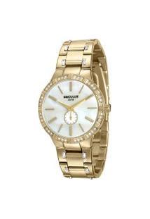 Relógio Analógico Seculus Feminino - 23579Lpsvds1 Dourado