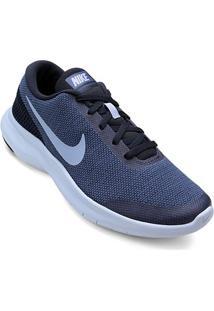 Tênis Nike Flex Experience Rn 7 Feminino - Feminino-Azul+Cinza