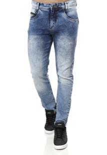 Calça Jeans Elétron Azul
