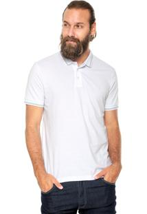 Camisa Polo Vr Regular Branca