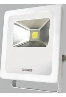 Refletor Led 30W Branco Tr Taschibra 4000K Luz Branco Natural