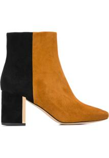 Tory Burch Ankle Boot - Marrom