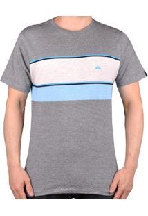 Camiseta Quiksilver Wolf - Masculino