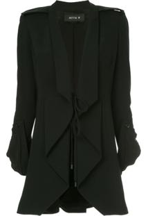 Kitx Loose Flared Jacket - Preto
