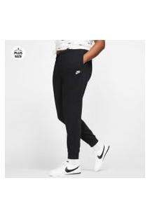 Plus Size - Calça Nike Sportswear Essential Feminina