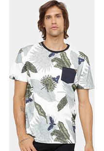 Camiseta Mcd Especial Core Leaves Masculina - Masculino