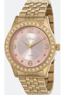 Relógio Feminino Condor Co2035Kox/4T Analógico