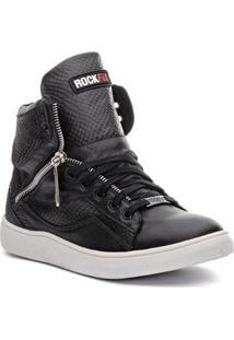 Tênis Sneaker Rockfit Hole Feminino - Feminino