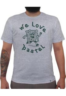 We Love Pastel - Camiseta Clássica Masculina