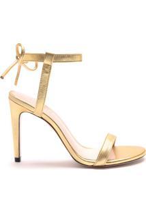 Sandália Special Italian Gold | Schutz