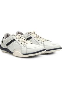 Sapatênis Couro Walkabout New Masculino - Masculino-Off White