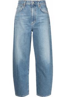 Citizens Of Humanity Calça Jeans Cintura Alta - Azul