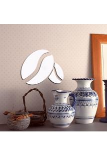 Espelho Decorativo Grãos De Café