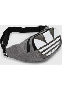 Pochete Adidas Originals Essential Cinza