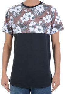 Camiseta Hurley Premium Floral - Masculino
