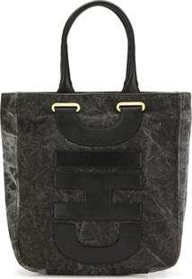 Moschino Cheap & Chic Chic Tote Bag - Preto