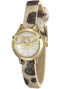 Relógio Mondaine Feminino 99015Lpmvdh1