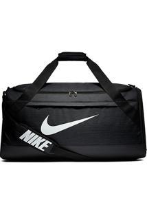 Mala Nike Brasilia Duff Ii - Unissex-Preto