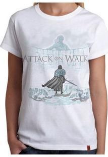 Camiseta Attack On Walker