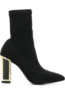 Kat Maconie Ankle Boot 'Alexis' - Preto