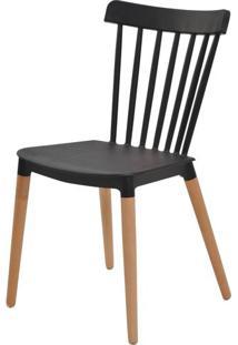 Cadeira Pierre Preta 84 Cm (Alt) - 43512 - Sun House