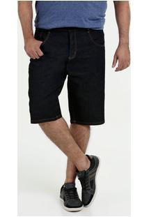 Bermuda Masculina Jeans Plus Size Biotipo