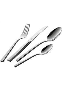 Faqueiro Dinner King 68 Peças Aço Inox 18/10 Serve 12 Pessoas Zwilling J.A. Henckels