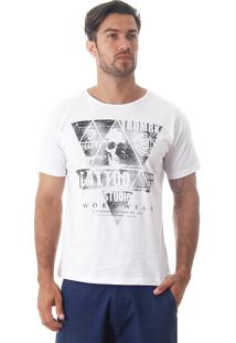 Camiseta Masculina Maidale - Branco