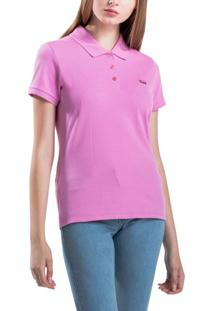 Polo Levis Classic Batwing Woman - M