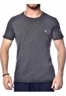 Camiseta Sergio K. Asas Cinza