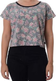 Camiseta Billabong Lush - Cinza / P