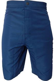 Bermuda Água Mormaii Gear - Masculino-Azul