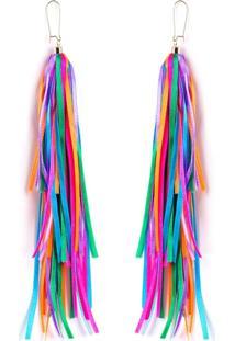 Brinco Serpentina - Rincawesky - Multicolorido