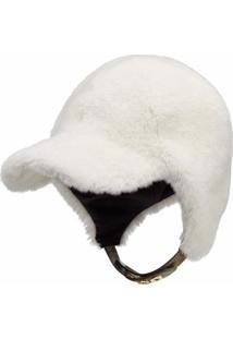 Fendi Chapéu Clássico - Branco