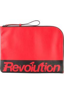 Ports V Clutch 'Revolution' - Vermelho